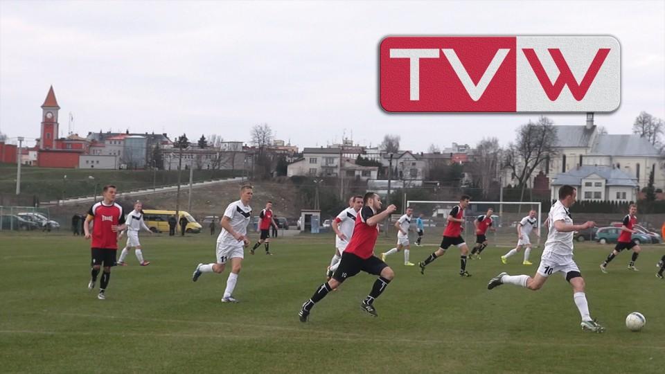 Mecz piłki nożnej KS Warka 3:1 Oronka Orońsko – 29 marca 2015