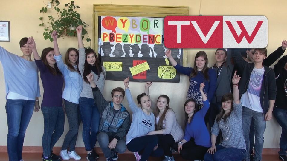 """Prawybory Prezydenckie """"Młodzi Głosują"""" w Warce – 17 kwietnia 2015"""