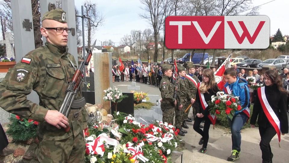 Uroczystości 75. rocznicy Zbrodni Katyńskiej w Warce – 12 kwietnia 2015