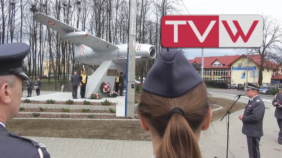 Warka na trasie Sztafety Lotniczych Pokoleń – 13 kwietnia 2015