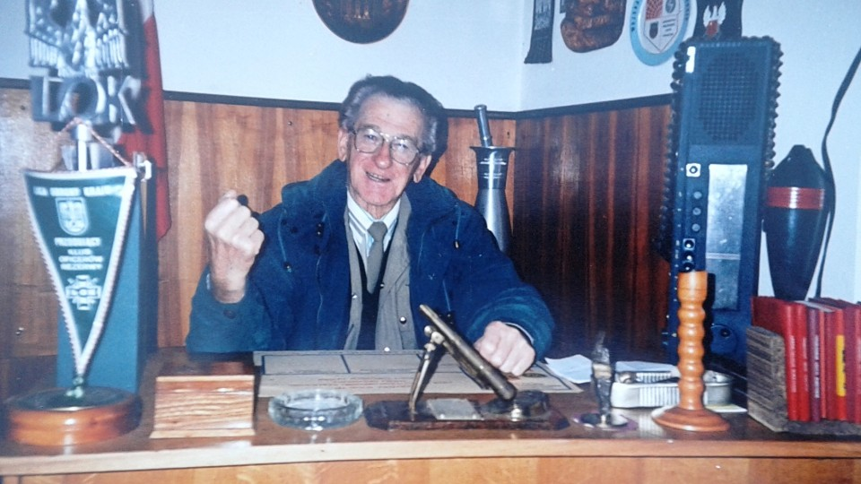 Wspomnienie o Prezesie KŻR LOK Warka dr płk Dariuszu Kossakowskim wygłoszone 25 lutego 2014