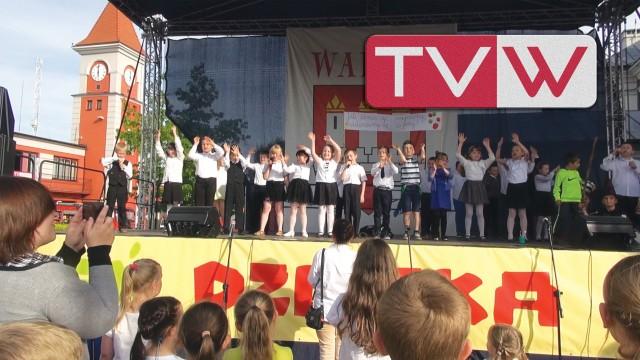 Rok 2015 – 31 maja Gminny Dzień Dziecka na wareckim Rynku