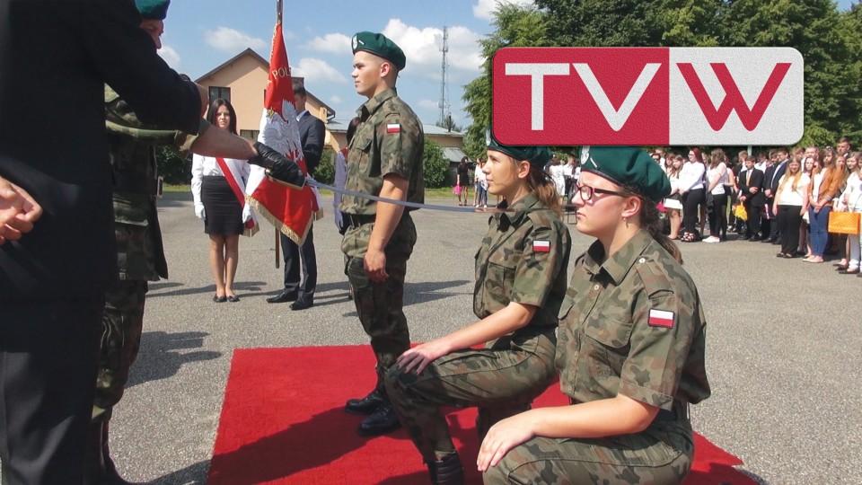 """Mianowanie Kadetów w ZSP im. 1PLM """"Warszawa"""" – 6 czerwca 2015"""