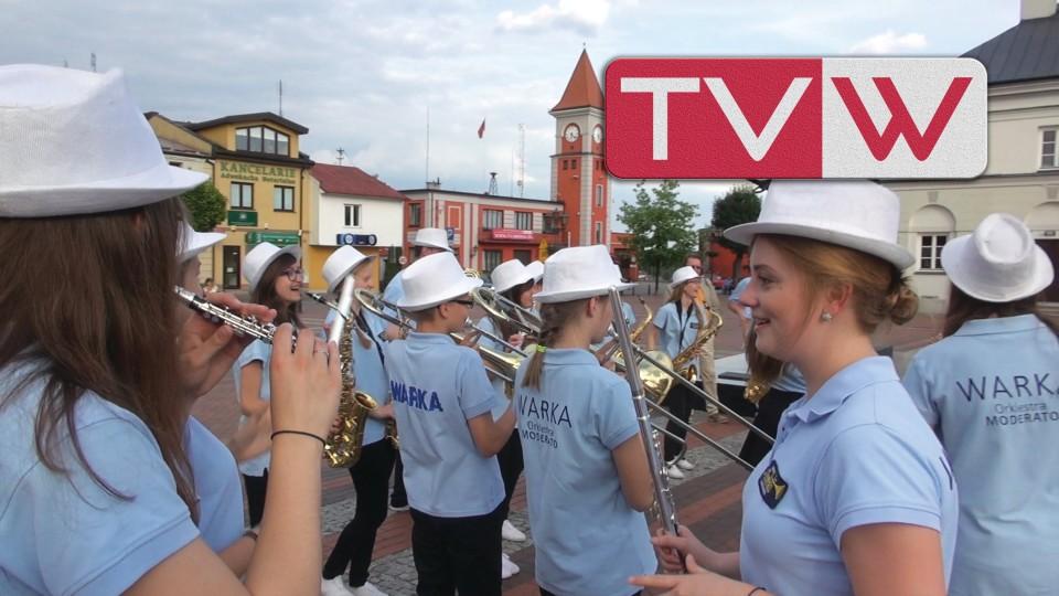 Panorama Rynku z Miejską Orkiestrą Moderato – 26 czerwca 2015