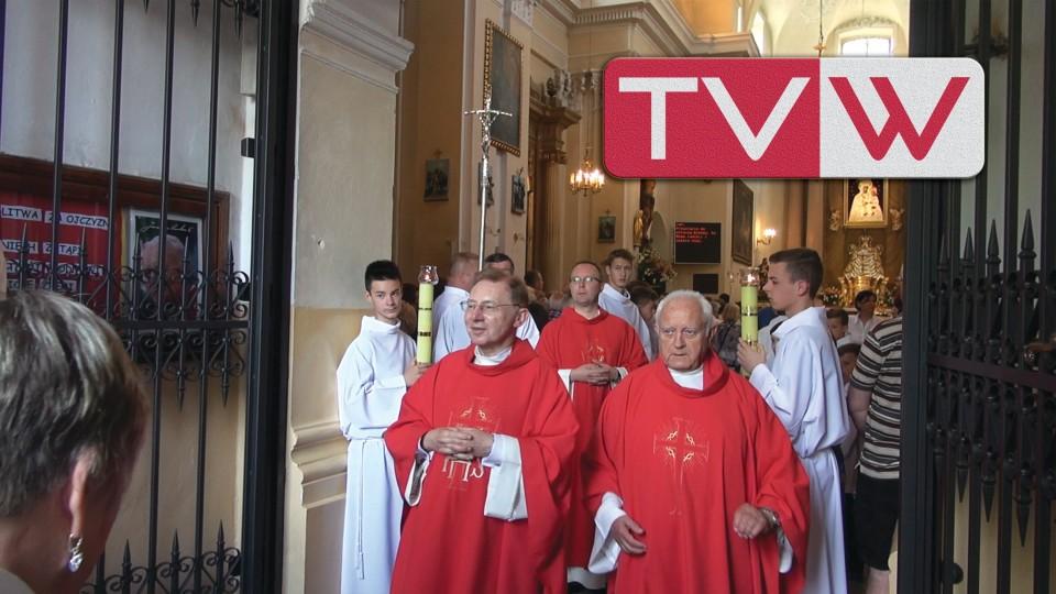 Relikwie Błogosławionego Ks. Jerzego Popiełuszki w Warce – 7 czerwca 2015