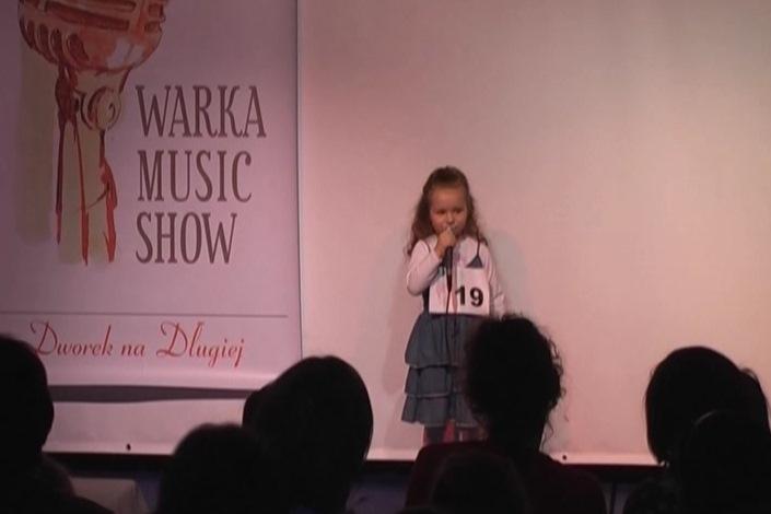 3 konkurs wokalny mini Warka Music Show – 8 lutego 2012