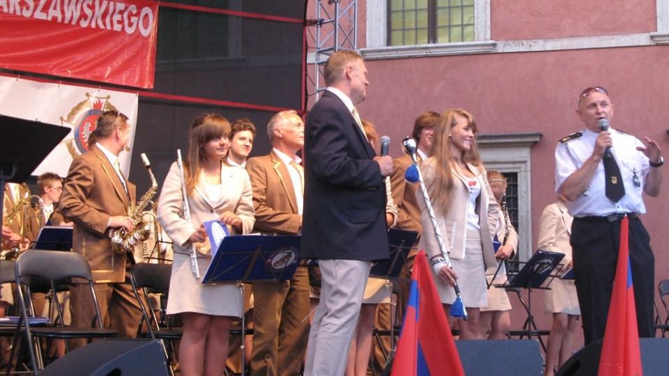 Koncert Orkiestry Moderato podczas 68. rocznicy wybuchu Powstania Warszawskiego – 1 sierpnia 2012