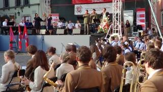 Uroczystości 68. rocznicy wybuchu Powstania Warszawskiego – 1 sierpnia 2012