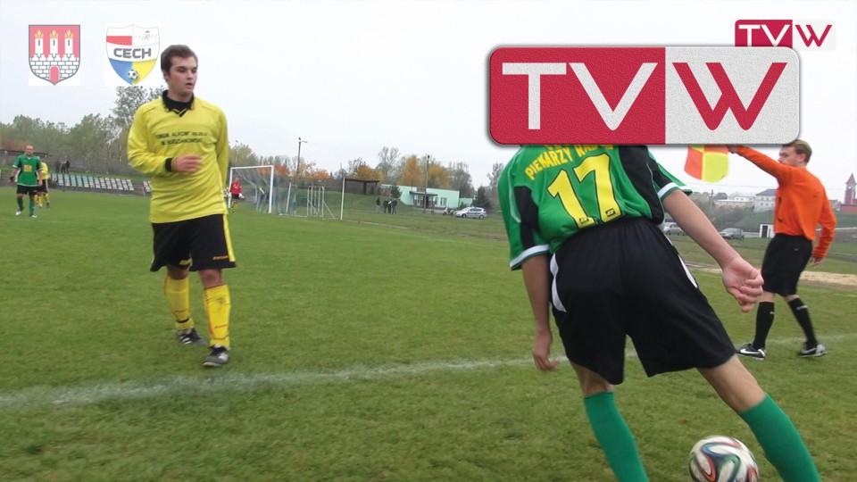 Mecz Piłkarski KS Warka II vs Cech Radom 1:1 – 25 października 2015