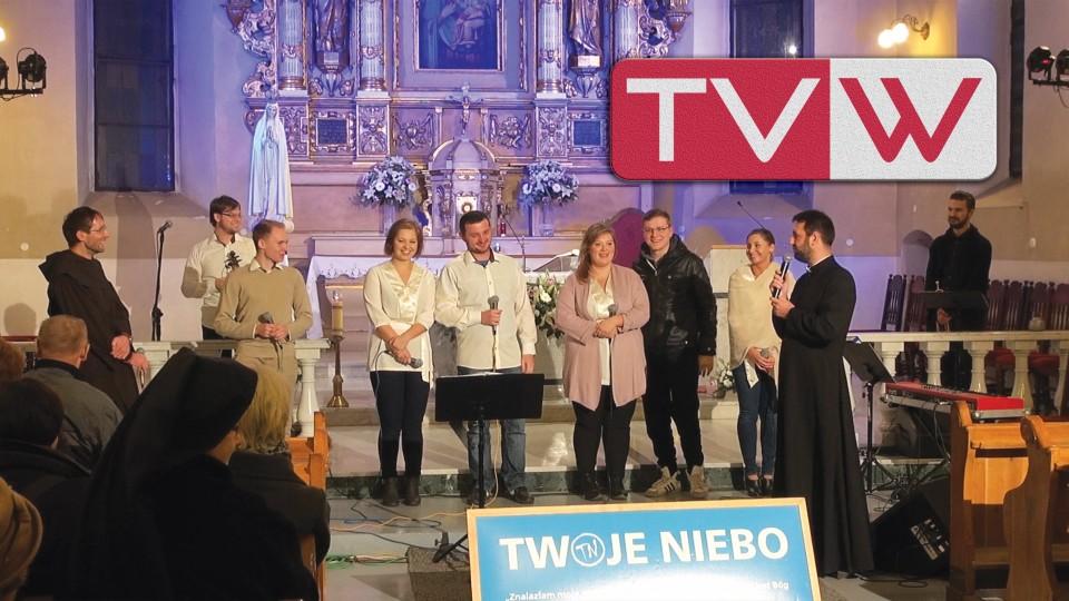 """Koncert Muzyki Chrześcijańskiej """"Śpiewaj przy Farnej"""" – """"Twoje Niebo"""" – 25 października 2015"""