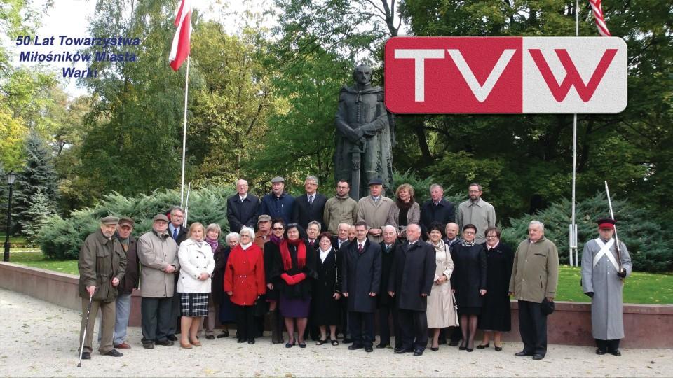 50 Lat Towarzystwa Miłośników Miasta Warki cz.1 – 11 października 2015