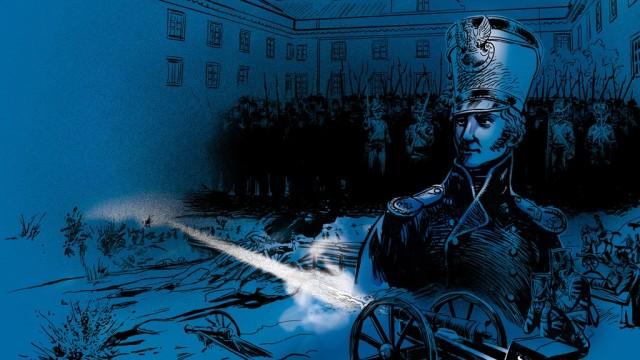 """Komiks Historyczny """"Piotr Wysocki – bohater w cieniu historii"""""""