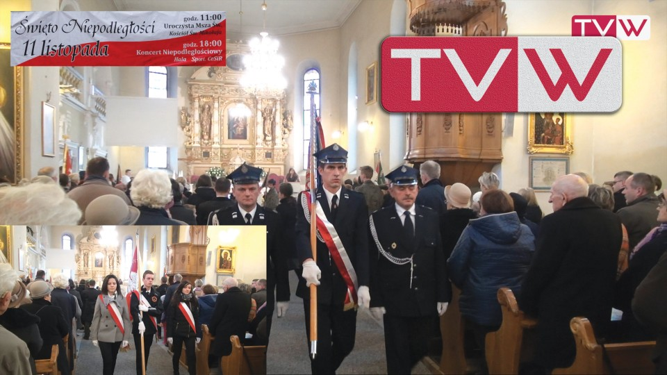 Święto Niepodległości – Msza Św. w intencji Ojczyzny – 11 listopada 2015