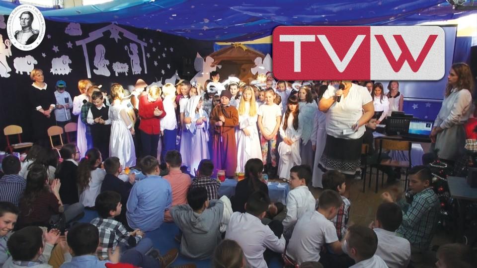 Przedstawienie Jasełkowe w Wareckiej PSP1 – 22 grudnia 2015