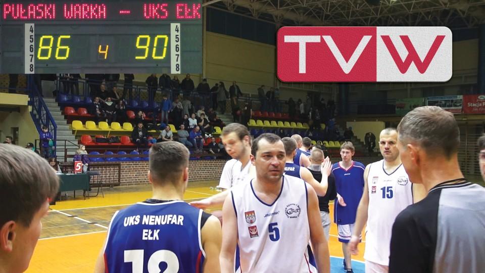 Mecz III Ligi Koszykówki KS Pułaski Warka – Nenufar Ełk – 27 lutego 2016