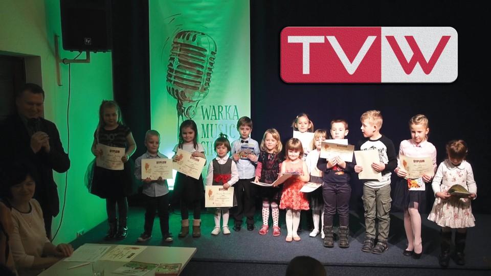 """18 konkurs wokalny """"mini Warka Music Show"""" – 9 marca 2016"""