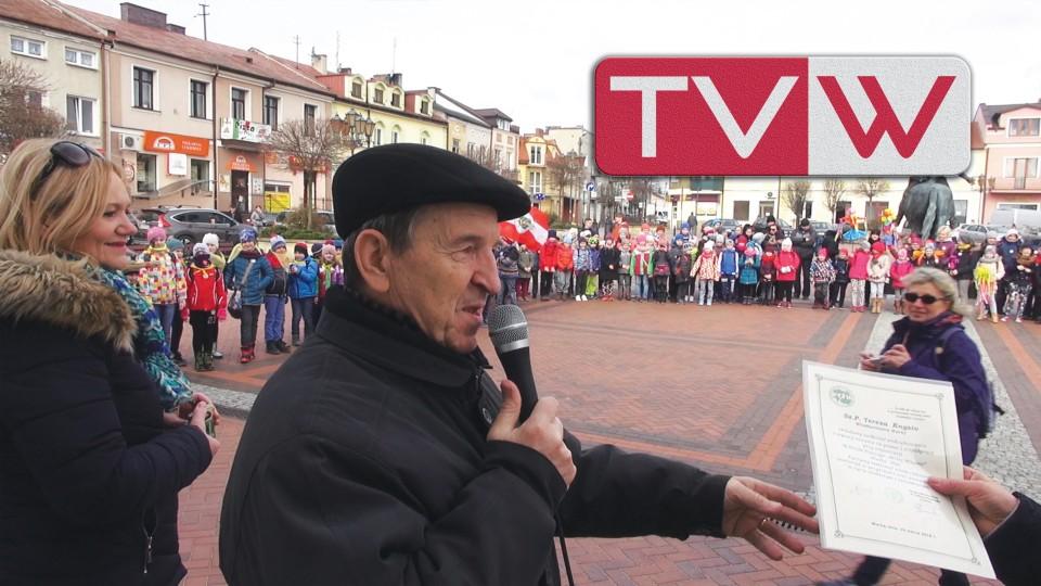 """30 Rajd Pieszy PTTK """"Witaj Wiosno"""" – 19 marca 2016"""