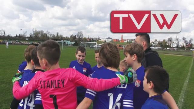 Mecz Młodzików KS WARKA – Akcja Jastrzębia – 16 kwietnia 2016