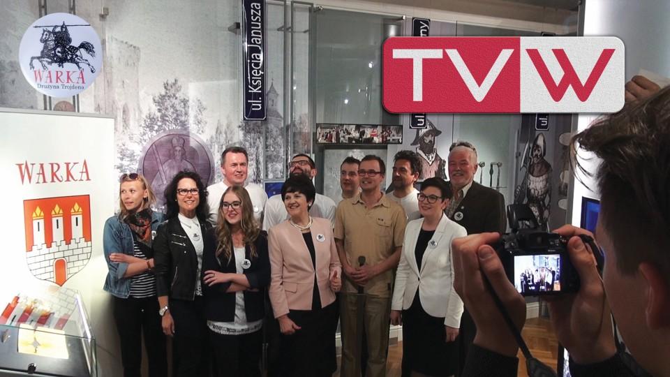 Prezentacja Drużyny Trojdena do Turnieju Miast na Szlaku Książąt Mazowieckich – 6 maja 2016