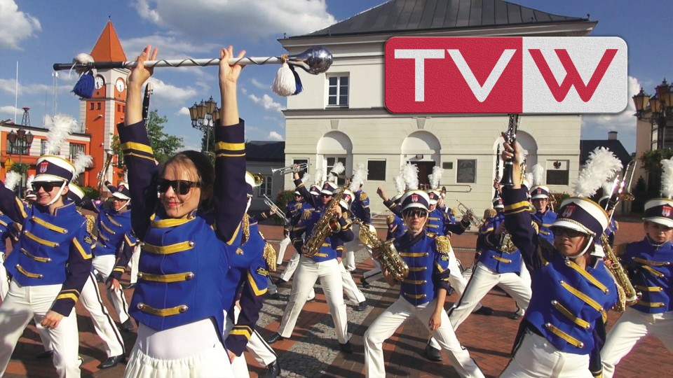 Musztra Paradna Orkiestry Moderato na Rynku w Warce – 18 czerwca 2016