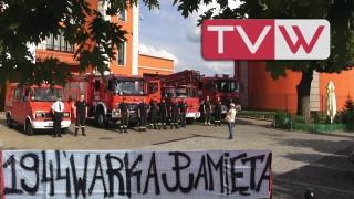 Warka pamięta 72. rocznicę wybuchu Powstania Warszawskiego – 1 sierpnia 2016