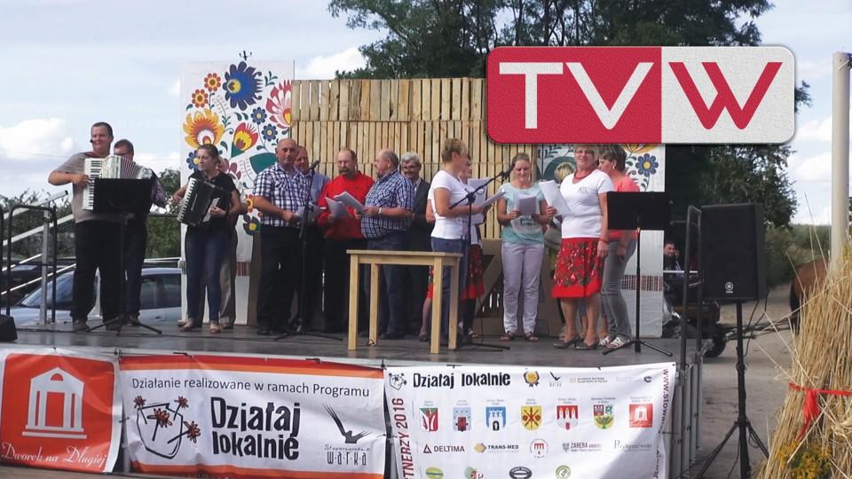 Festyn na dechach w Bończy – 14 sierpnia 2016