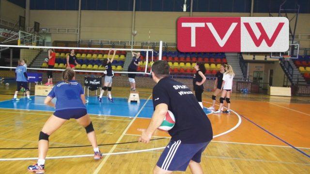 Trening drużyny siatkarek Sparty Warszawa w wareckim Centrum Sportu – 25 sierpnia 2016