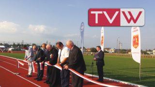 Uroczyste otwarcie Kompleksu Lekkoatletycznego w Warce – 10 września 2016