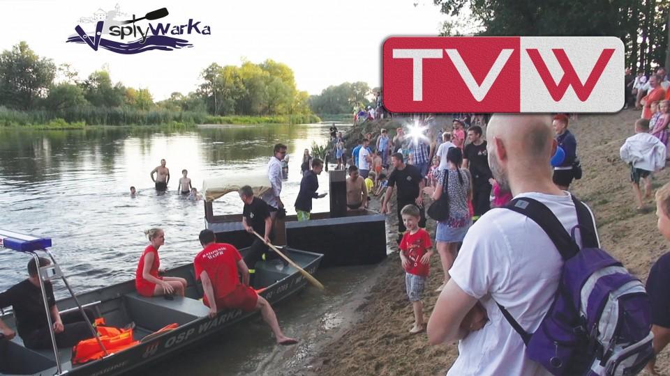 V SpłyWarka na Winiarach i Przegląd Piosenki Turystycznej – 30 lipca 2016