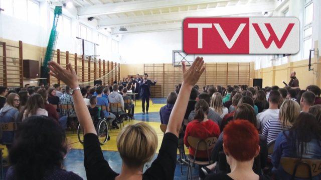 Europejskie Spotkanie Młodzieży w wareckim Technikum – 3 października 2016