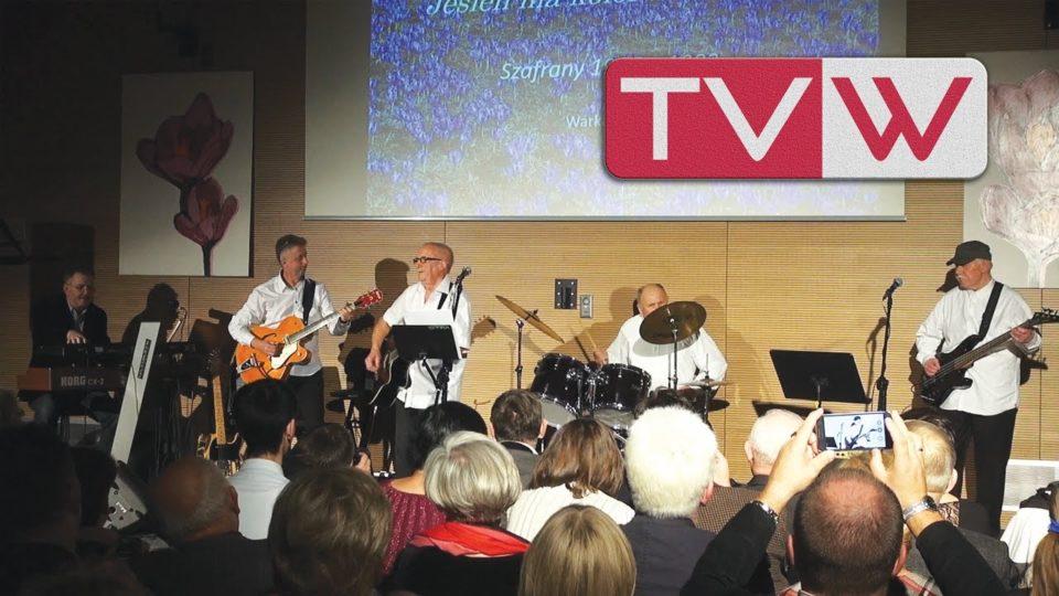 Jubileuszowy koncert wareckiego zespołu SZAFRANY – 22 października 2016