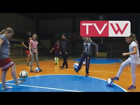 Trening Piłki Nożnej Dziewczyn w wareckim Centrum Sportu – 5 października 2016