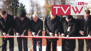 Oficjalne otwarcie inwestycji na ul. Cmentarnej i łącznika do ul. Ledóchowskiego – 8 listopada 2016