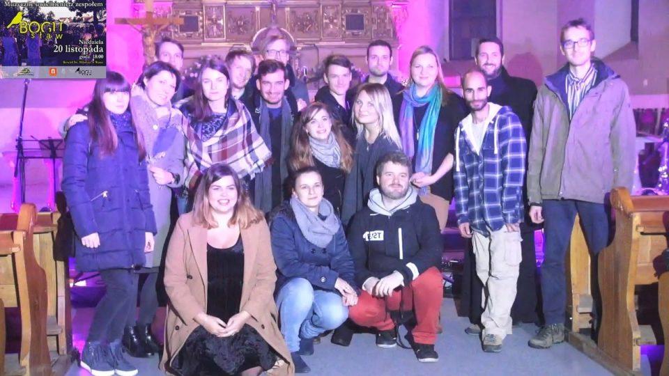 """Śpiewaj przy Farnej koncert zespołu """"BoguSław"""" – 20 listopada 2016"""