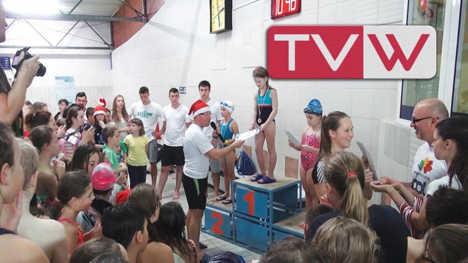 Mikołajkowe zawody pływackie w CESiR Warka – 6 grudnia 2016