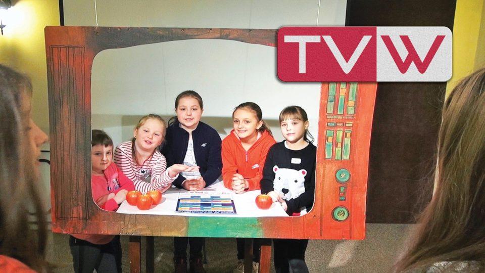 """Ferie w Warce 2017 z """"Jabłkową Telewizją"""" – 13 lutego 2017"""