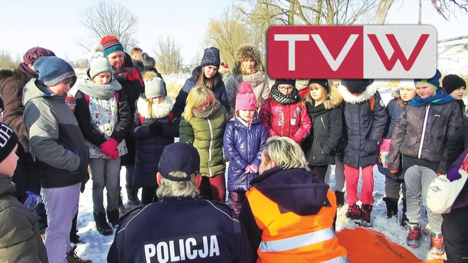 """Zimowe ferie w Warce """"Pokazy Ratownictwa"""" nad Pilicą – 13 lutego 2017"""