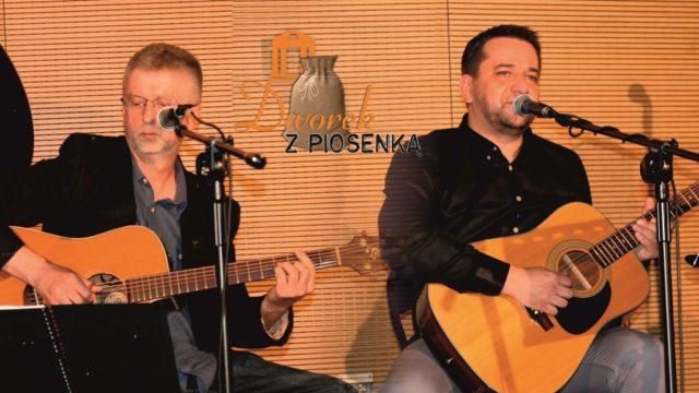 "Koncert ""dWorek z Piosenką"" – Klimczuk & Sabała – 18 marca 2017"