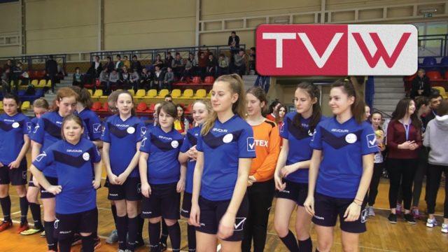 Turniej piłki nożnej dziewcząt w CESiR – 24 marca 2017