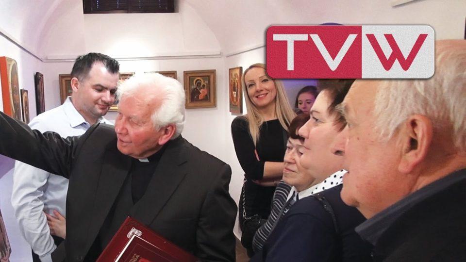 """Wystawa ikon """"Deski do nieba"""" księdza Stanisława Drąga – 29 marca 2017"""