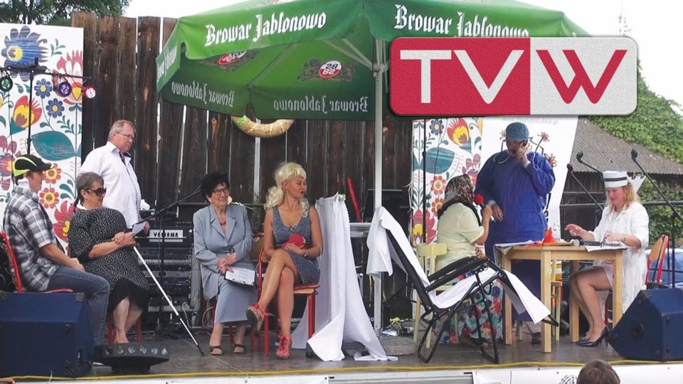 Występ Grupy Kabaretowej SPA Bończa – 13 sierpnia 2017