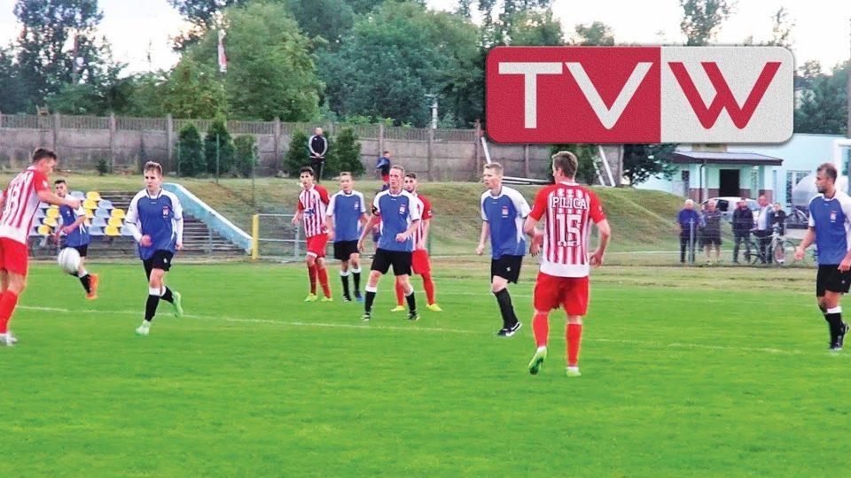 Mecz piłki nożnej KS Warka vs Pilica Białobrzegi 1:2 – 23 sierpnia 2017