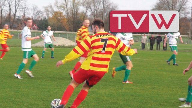 Mecz piłki nożnej KS Warka vs Centrum Radom – 5 listopada 2017