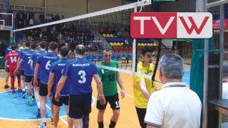 Mecz siatkówki WTS Klondaik Warka vs KS Mogielanka – 5 listopada 2017