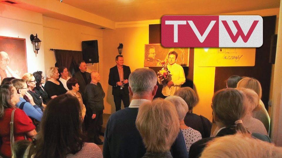 Wystawa obrazów Sławka Ragana w Dworku na Długiej – 1 grudnia 2017