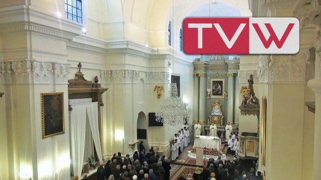 Wielki Czwartek w wareckim kościele Matki Bożej Szkaplerznej – 29 marca 2018