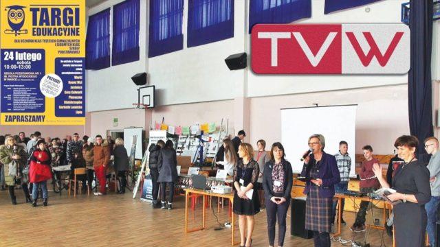 II Targi Edukacyjne w wareckiej Szkole Podstawowej Nr.1 – 24 lutego 2018