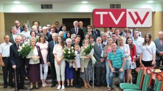 """Jubileusz """"Złote Gody"""" za 50 lat pożycia małżeńskiego w Warce – 22 maja 2018"""