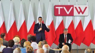 Wizyta Premiera Mateusza Morawieckiego w Grójcu – 14 kwietnia 2018