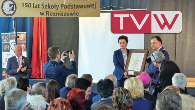 Jubileusz 150 lecia powstania Szkoły Podstawowej w Rozniszewie – 28 kwietnia 2018